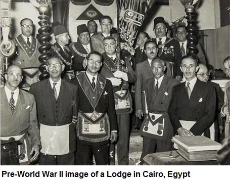 PreWorldWarIILodgeinCairoEgypt