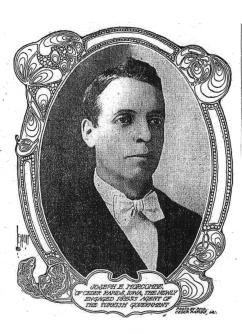 Joseph E. Morcombe From Find A Grave From Unknown Publication